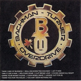 Cd Bachman Turner Overdrive Icon  rush grand Funk  [nac lac]
